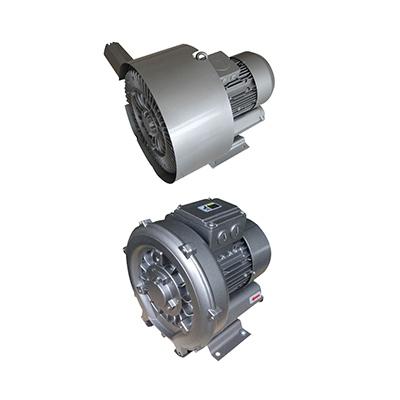 Turbiny wentylatory bocznokanałowe