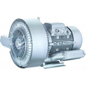 Wentylator bocznokanałowy dwa wirniki turbina pompa próżniowa SC2-7500 7,5KW
