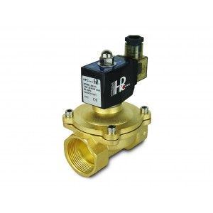 Elektrozawór 2N32-M NO DN32 1 1/4 cala 230V 24V 12V