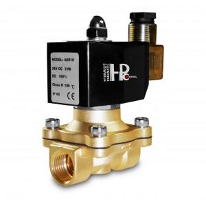 Elektrozawór 2N15 1/2 cala uszczelnienie EPDM+130C