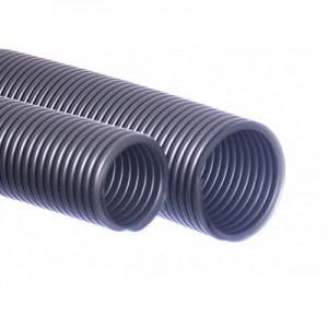 Wąż odkurzacza 38/40 mm srebrny 5m EVA